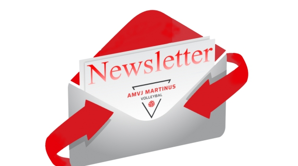 Newsletter AMVJ-Martinus #1 of season 2020-2021