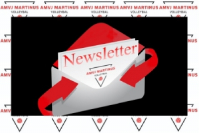 Newsletter AMVJ-Martinus #3 of season 2020-2021